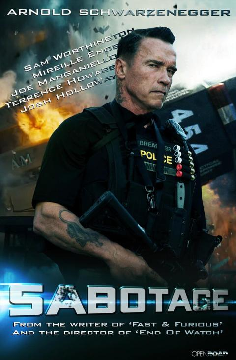 sabotage, the4519, movies, arnold schwarzenneger