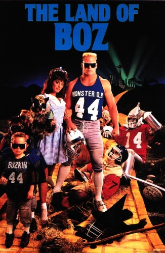 the boz, brian bosworth, nfl, oklahoma sooners, seattle seahawks