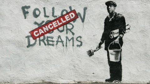 banksy, street art, art, graffiti, the4519