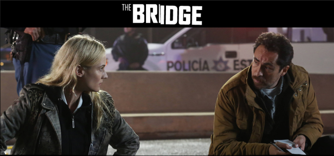 the bridge, fx, Demián Bichir