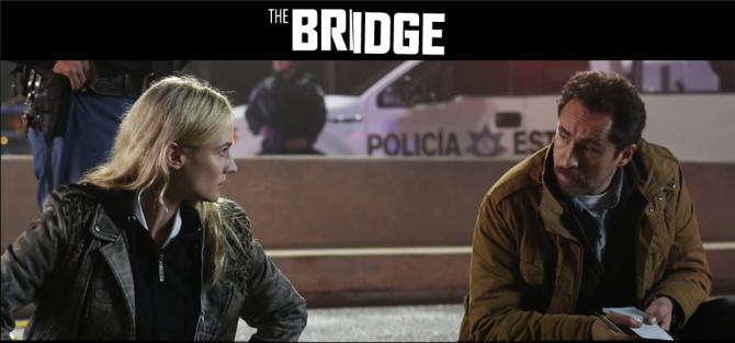 the bridge, fx, Demián Bichir